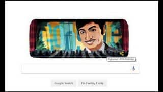 Rajkumar 88th birthday: Today's Google Doodle marks the birthday of revered Kannada actor