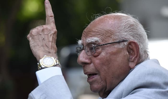 Defamation case: Heated exchanges between Jaitley and Ram Jethmalani in Delhi HC