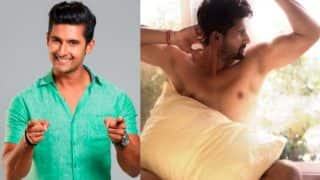 Ravi Dubey looks ridiculously hot in this bold picture posted by wife Sargun Mehta! See other photos of Jamai Raja actor
