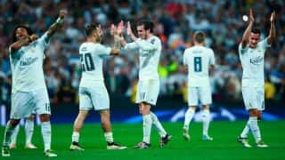 Real Madrid held to 1-1 draw by Atletico Madrid in La Liga clash at Bernabeu