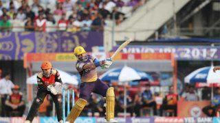 IPL 2017: रॉबिन उथप्पा की धुआंधार पारी, 27 गेंदों में ठोकी इस सीजन की अपनी पहली फिफ्टी