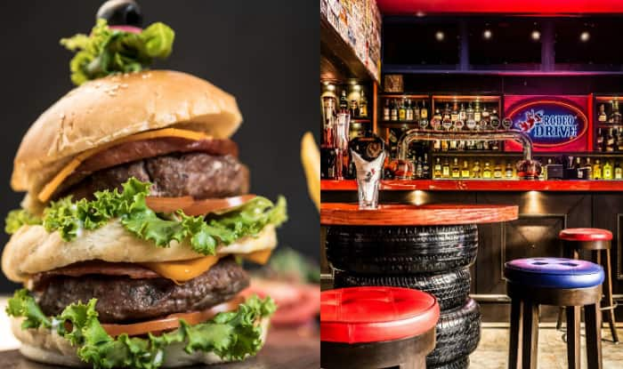 Rodeo Drive, a new gastropub in Mumbai is offering burgers at the same price as your weight!