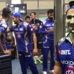 Rohit Sharma birthday celebration with wife Ritika and MI teammates after winning super over against GL is special