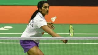 PV Sindhu vs Fitrianoi Fitriani badminton match live streaming: Watch India vs Indonesia Sudirman Cup 2017 live on Star Sports and HotStar