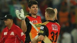 IPL 2017 LIVE Streaming Sunrisers Hyderabad vs Kings XI Punjab: Watch SRH vs KXIP LIVE match on Hotstar