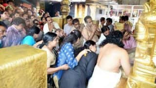 SC Verdict on Sabarimala: Kerala Govt, Temple Board Not to File Review Petition Against Judgement
