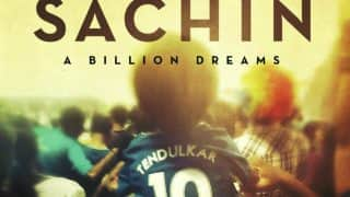 Sachin: A Billion Dreams - Listen to first song of the movie