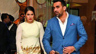 Sagarika Ghatge loves Zaheer Khan's new look