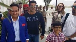 Salman Khan and Iulia Vantur's picture from Udaipur proves they're very much together!