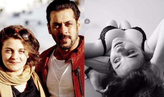 Heres The Real Story Behind Salman Khans Picture With Playboy