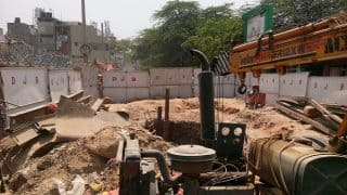 MCD Elections 2017: Drainage issues, garbage, sanitation workers' woes dominate battle for Sangam Vihar