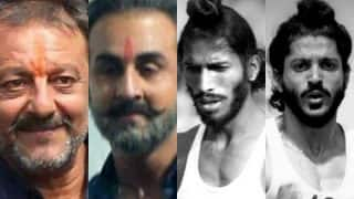 Ranbir Kapoor as Sanjay Dutt, Farhan Akhtar as Milkha Singh & 4 other actors who resemble the original personalities the most!