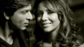 Shah Rukh Khan Shares The Most Amazing Onscreen Chemistry With Wife Gauri Khan! This Video Is Proof