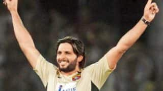 Shahid Afridi Offers Support to Kerala Flood Victims, Wins Hearts on Twitter