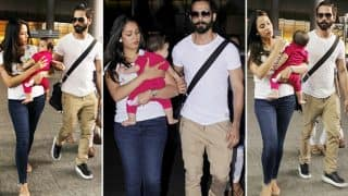 We can't take our eyes off Shahid Kapoor and Mira Rajput's daughter Misha Kapoor (See pictures)