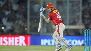 IPL 2017: शॉन मार्श की तूफानी पारी गई बेकार, पंजाब को हैदराबाद से मिली 26 रन से हार