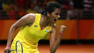 PV Sindhu advances to quarter-final of Singapore Open Super Series