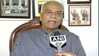 Yashwant Sinha Stands by His Criticism of Arun Jaitley Over Economic Slowdown, Says he Disagrees With Rajnath Singh, Piyush Goyal