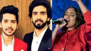 Sonakshi Sinha-Armaan Malik war intensifies after Amaal Malik calls Luv Sinha an UNCOUTH IDIOT