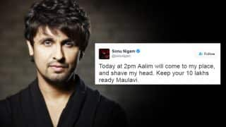 Fatwa against Sonu Nigam over comments on Azaan! West Bengal maulvi issues reward of Rs 10 lakh