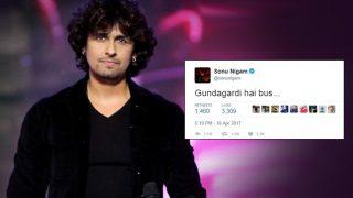 Sonu Nigam, Vivek Agnihotri tweet against religious 'Gundagardi' and 'illegal' blaring of Azaan, cook up a storm on Twitter
