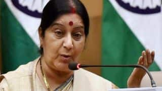 MEA Sushma Swaraj To Meet Bangladesh PM Sheikh Hasina to Discuss Rohingya Issue on Two-Day Visit