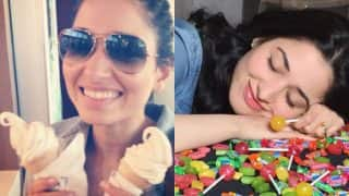 Baahubali 2 actor Tamannah Bhatia's Instagram photos are proof that she's a foodie!