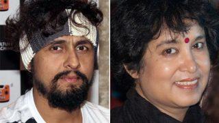 Taslima Nasreen supports Sonu Nigam, says Kolkata Imam issued fatwa against her too