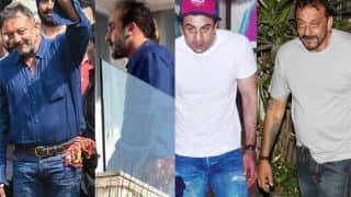 In pics: We are still pinching ourselves to believe it's Ranbir Kapoor and NOT Sanjay Dutt