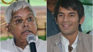 बिहार: लालू के बेटे और उपमुख्यमंत्री तेजस्वी प्रसाद और स्वास्थ्य मंत्री तेजप्रताप यादव के खिलाफ पटना कोर्ट में याचिका दायर