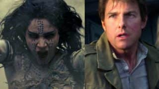 The Mummy Trailer 2 video: Tom Cruise meets his match in Sofia Boutella in the darkest reboot of The Mummy franchise!