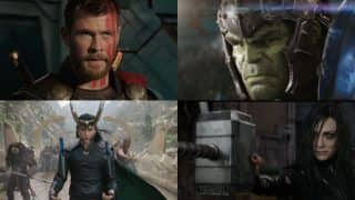 Thor: Ragnarok trailer video: Chris Hemsworth's new hairstyle, Thor vs Hulk & return of Loki make this superhero flick a mouth-watering affair!