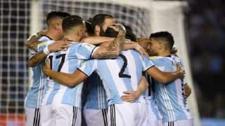 FIFA World Cup Qualifier: Uruguay Hold Argentina, Paraguay Rout Chile