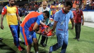 IPL 2017: Andrew Tye of Gujarat Lions ruled out due to shoulder injury
