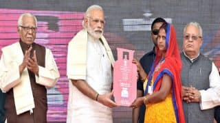 Number of beneficiaries under PMUY reaches 2.5 crore