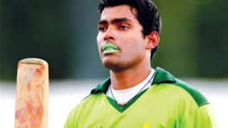 Umar Akmal puts his foot in mouth again & thanks God for Misbah-ul-Haq's retirement! Watch Video