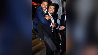 Ranveer Singh and Arjun Kapoor's Twitter bromance over Half Girlfriend is endearing!