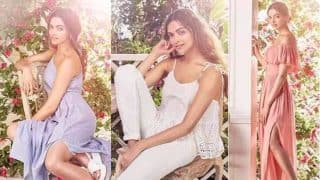 Deepika Padukone unveils All About You Spring Summer 2017 collection for Myntra through 6 summery looks! View Pictures