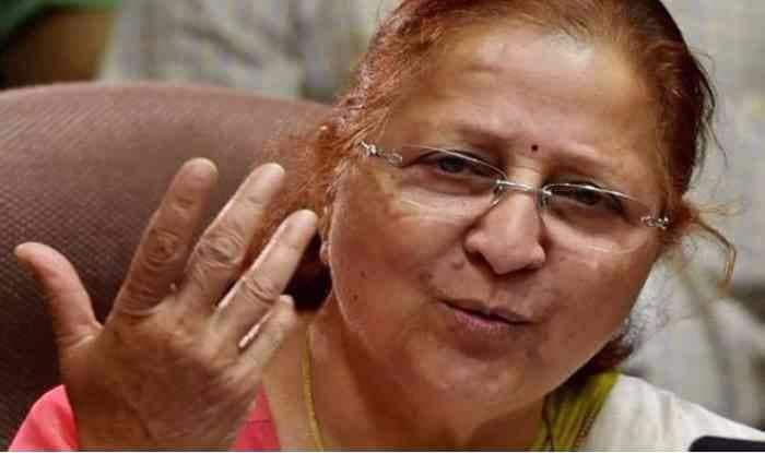 Sumitra Mahajan Won't Contest Election, Asks Party to Name Candidate From Indore LS Seat