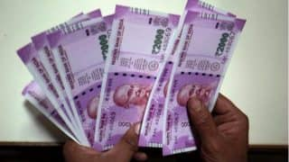 Rupee Suffers 43 Paise Knock to Close at Lifetime Low of 69.05 Against Dollar