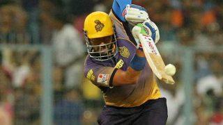 IPL 2017: फिर चला रॉबिन उथप्पा का बल्ला, जड़ दी 35 गेंदों पर हाफ सेंचुरी