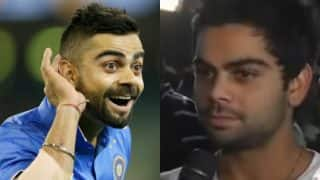 When Virat Kohli ran away finding his blind date UGLY! This throwback video is full of shocking statements