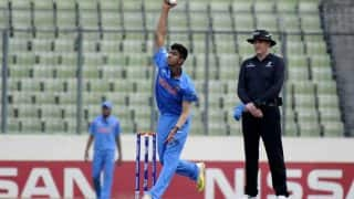 Washington Sundar Becomes 7th Youngest Indian Cricketer to Make ODI Debut