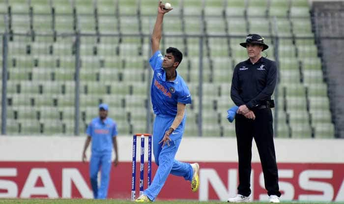Washington Sundar Becomes 7th Youngest Indian Cricketer To Make Odi Debut India Com