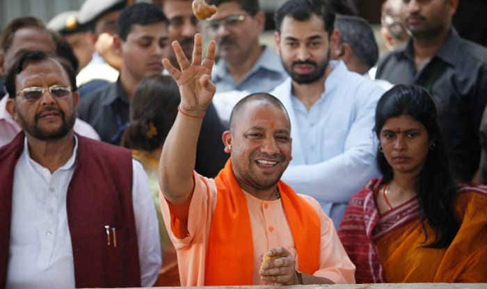 Adityanath signs MoU to provide 24-hour power supply in UP