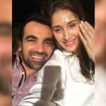 Zaheer Khan & Sagarika Ghatge are engaged: Twitterati, Cricket & Bollywood celebs wish the couple a great life together!