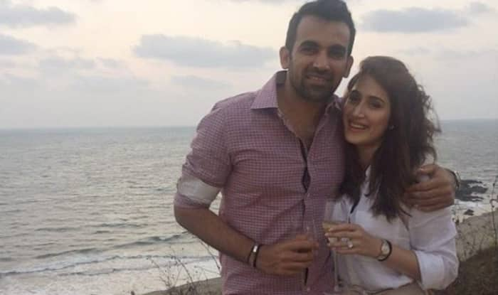 Cricketer Zaheer Khan and Sagarika's honeymoon in Maldives, Sania Mirza trolls him