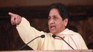 Rajya Sabha Chairman Accepts Mayawati's Resignation After She Submits One-Line Note