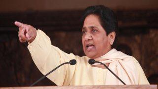 योगी सरकार पर मायावती का बड़ा आरोप, दलित समाज के दिलेरों की हत्या कर रही भाजपा
