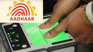 Jharkhand government body published Aadhar details of 1.6 million pensioners